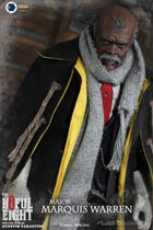 The Hateful Eight - Major Warren - Base Figure Stand