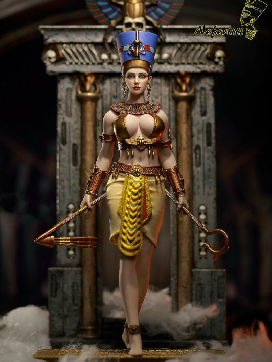 Nefertiti - Female Seamless Base Body
