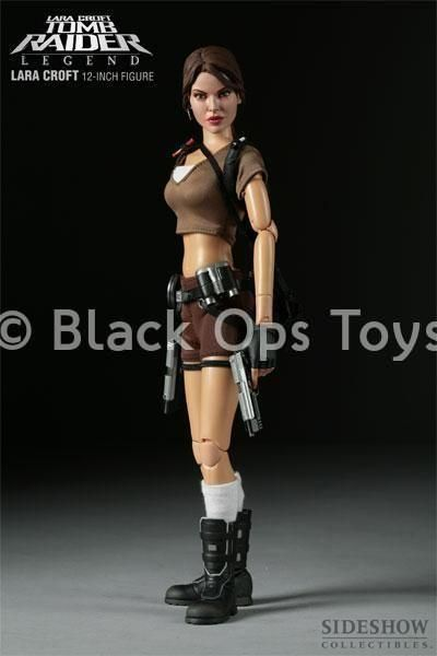 TOMB RAIDER - Laura Croft - Female Base Body w/Head Sculpt
