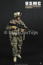 USMC 2nd Expeditionary Battalion - MK12 MOD1 Rifle w/Attachment Set