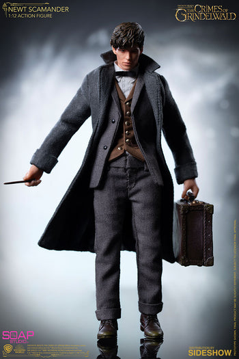 1/12 Scale - Fantastic Beast - Newt Scamander - MINT IN BOX