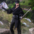 The Princess Bride - Westley - Black Leather-Like Belt