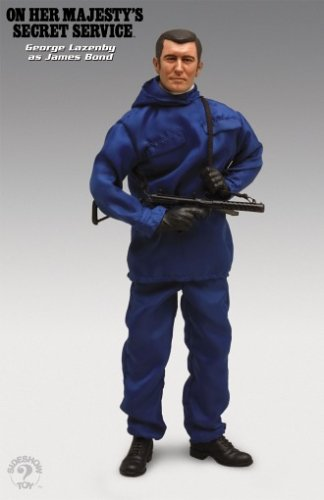 007 - James Bond - Base Figure Stand