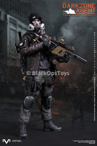 Complete Darkzone Agent 6-Pack Set - MINT IN BOX
