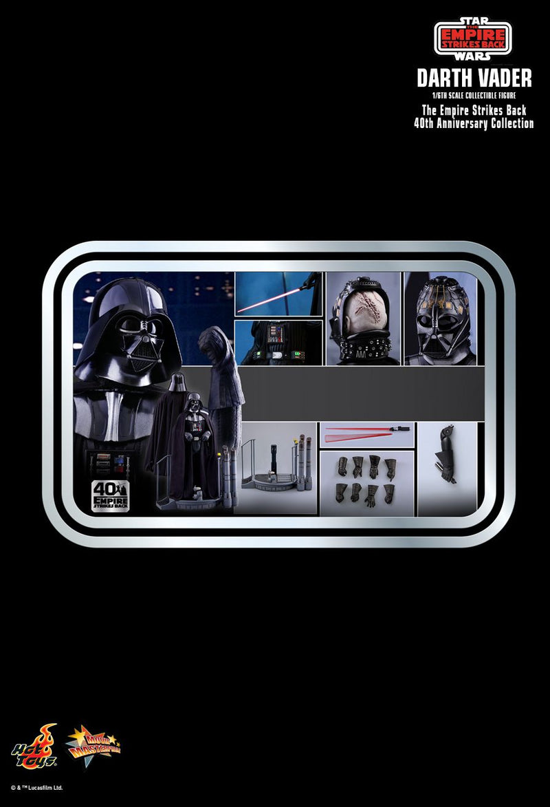 Star Wars Episode V - Darth Vader - Base Light Up Diorama Stand