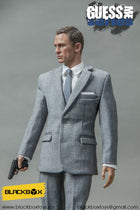 007 James Bond - Spectre - Body w/Head Sculpt & Blue Suit Set