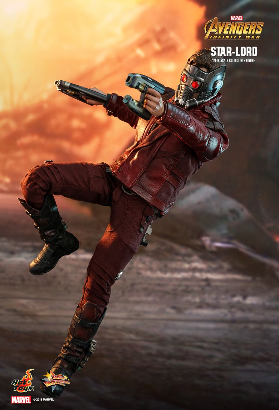 Avengers Endgame - Star Lord - MINT IN BOX