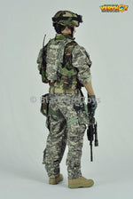 US Army EOD - Woodland Interceptor Vest w/Pouch Set