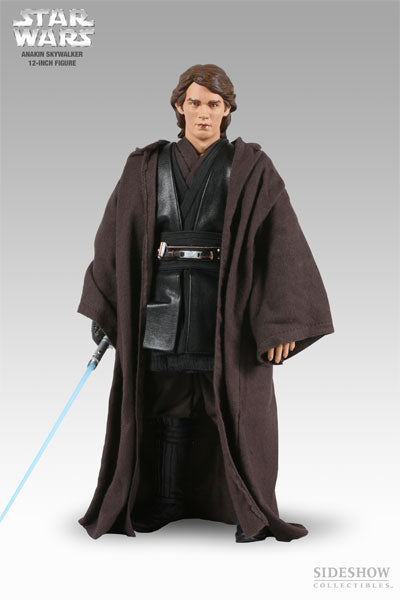STAR WARS - Anakin Skywalker - Emperor Palpatine Hologram