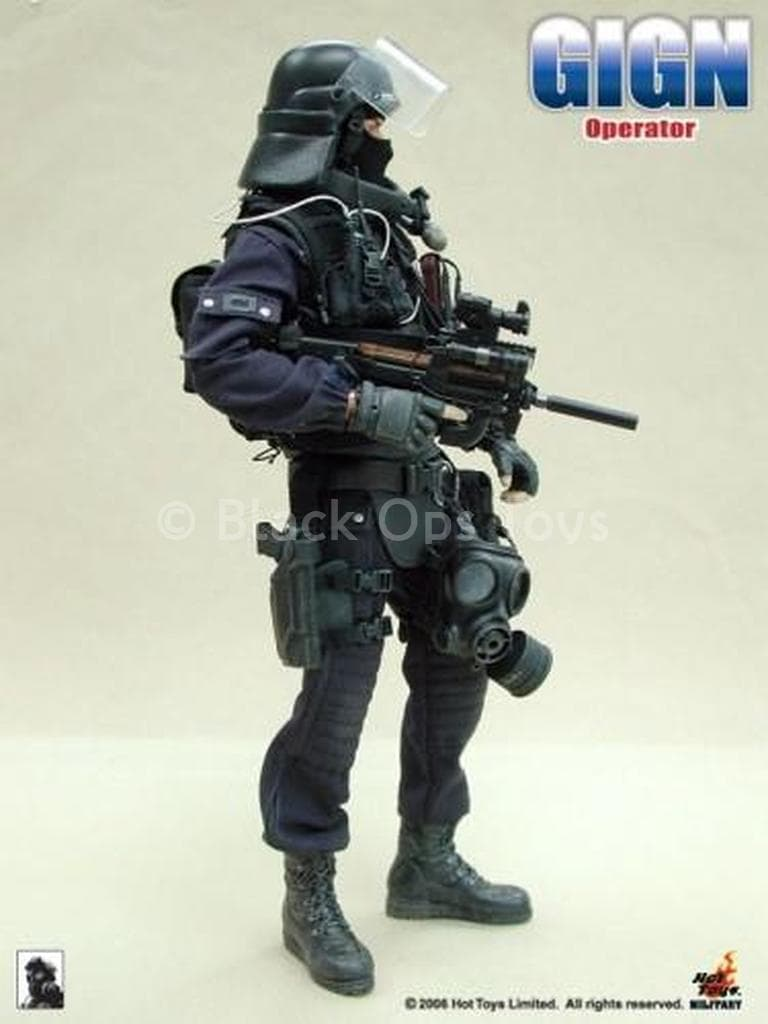GIGN Operator - Male Base Body w/ Uniform