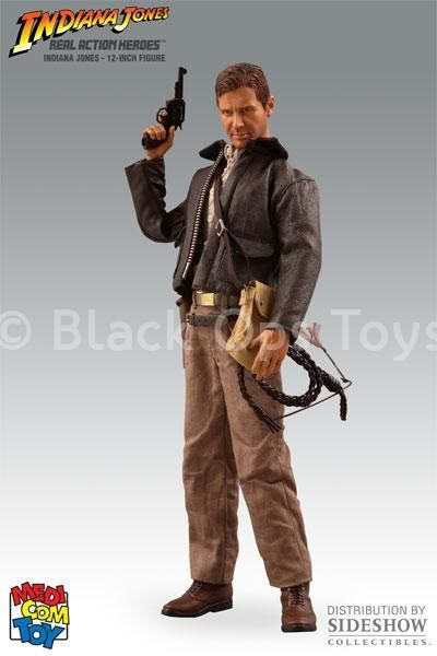 Indiana Jones - Classic - Male Base Body w/Head Sculpt
