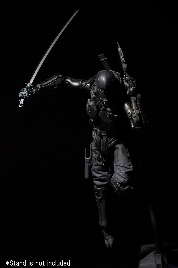 GI JOE - Snake Eyes - Synthetic Male Base Body w/Head Sculpt