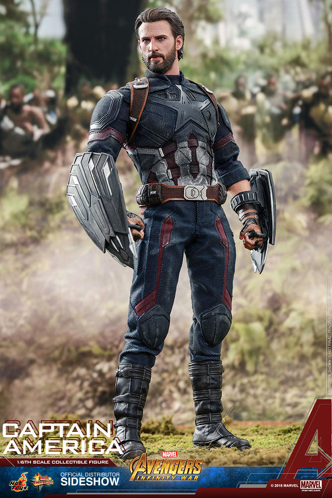 Captain America - Proxima Midnight's 3 Prong Spear