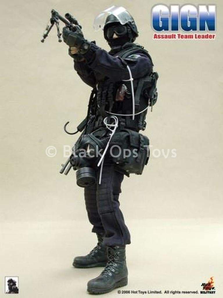 GIGN Assault Team Leader - Male Base Body