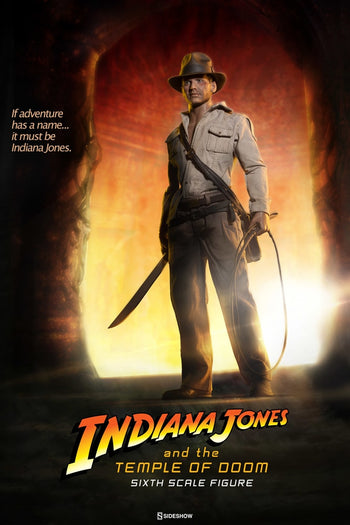 Indiana Jones - Temple of Doom Exclusive - MINT IN BOX