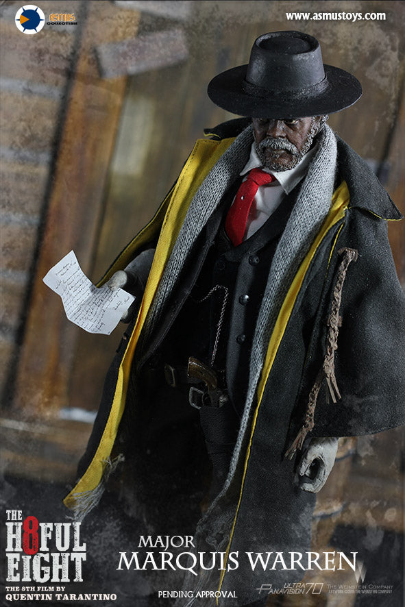 The Hateful Eight - Major Warren - Revolver