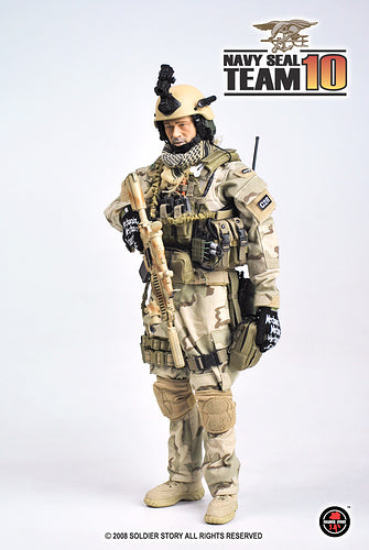 Navy Seal Team 10 - MINT IN BOX