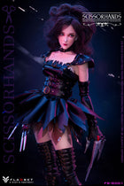 PREORDER - Lady Scissorhands - MINT IN BOX