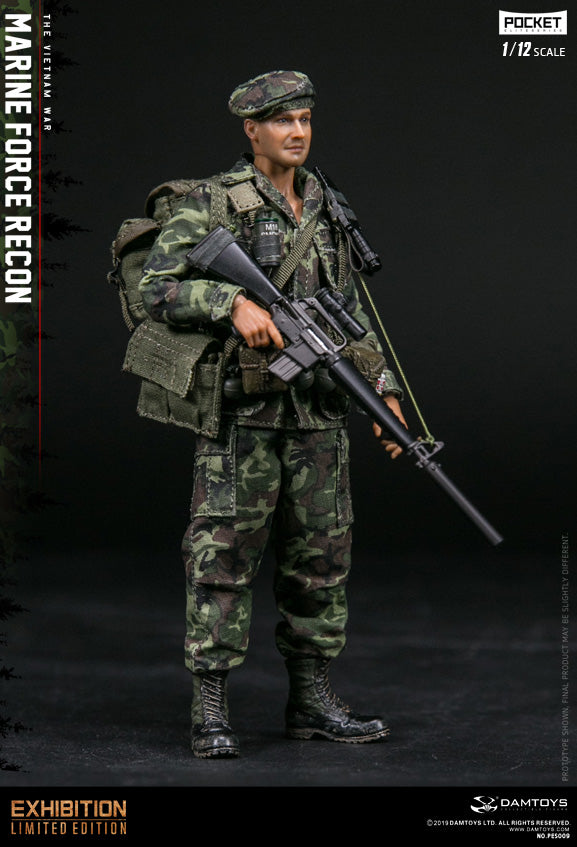 1/12 - Marine Force Recon - Claymore Land Mine