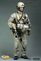 Navy Seal Rifleman - Tan Helmet w/NVG Set