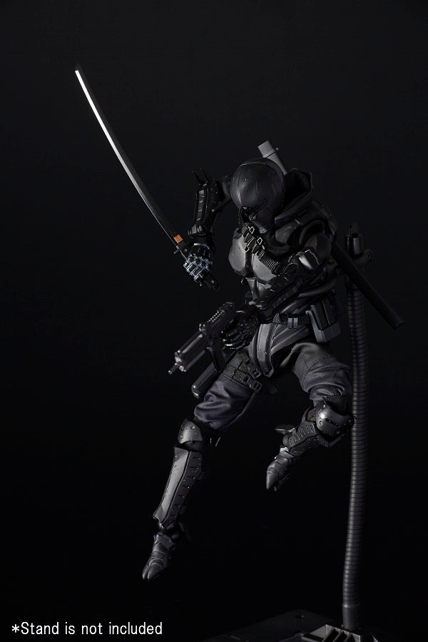 GI JOE - Snake Eyes - Black Knee Pads