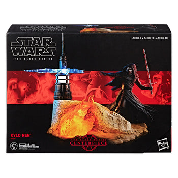 6 inch scale - Star Wars - Kylo Ren - Black Series Statuette - MINT IN BOX
