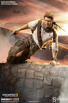 Uncharted 3 - Nathan Drake - Weathered Boots (Peg Type)