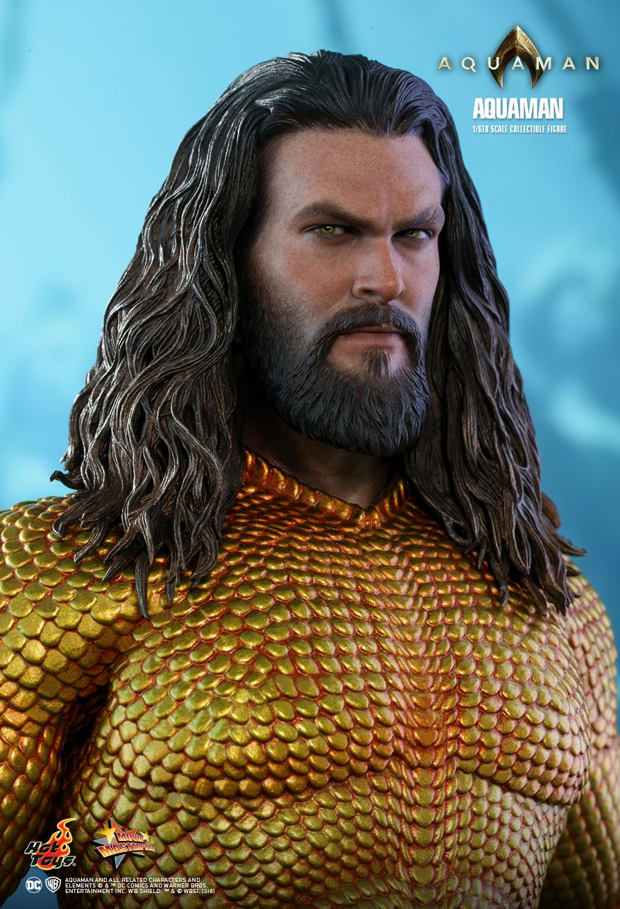 Aquaman - Coral Reef Base Figure Dynamic Stand