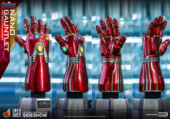 1/1 - Avengers: Endgame - Life Size Nano Gauntlet - MINT IN BOX