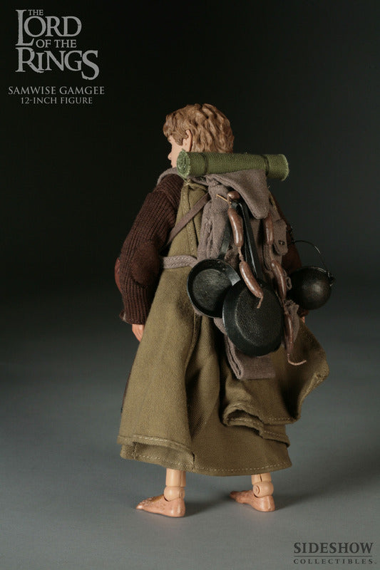 LOTR - Samwise Gamgee - Backpack w/Pots & Pans