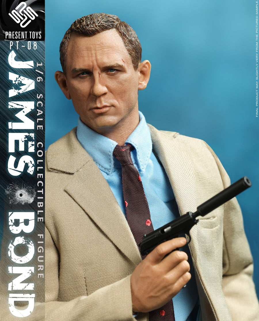 PREORDER - Agent Seven - MINT IN BOX