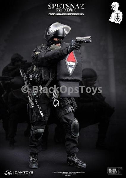 Spetsnaz FSB - Male Base Body w/Head Sculpt