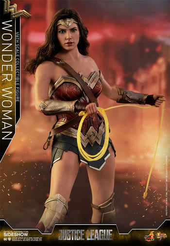 Wonder Woman - Justice League: Dawn of Justice Mint in Box