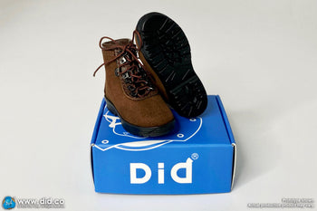 Official Accessories Set - Hiking Boots (Foot Type) - MINT IN BOX