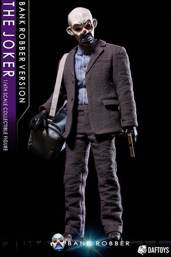 TDK - Joker - Uniform & Head Sculpt Set - MINT IN BOX