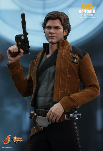 Star Wars - Solo - Han Solo Deluxe - MINT IN BOX