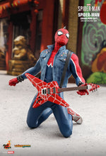 Spiderman - Spider Punk Suit - MINT IN BOX