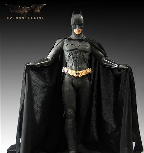 Batman Begins - Genx Core Batman - MINT IN BOX