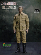 The Chernobyl Rescuer - Tan Dust Proof Hood
