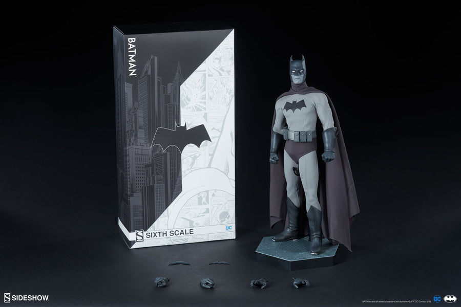 Batman & The Joker - Noir Version 2-Pack - MINT IN BOX