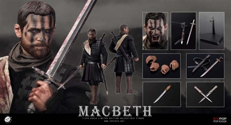 Macbeth w/Two Heads - MINT IN BOX
