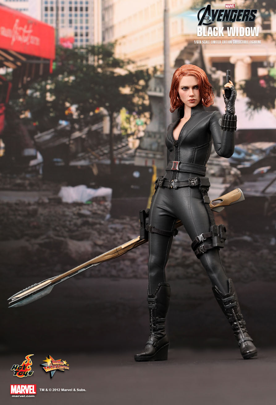 The Avengers - Black Widow - Base Figure Stand
