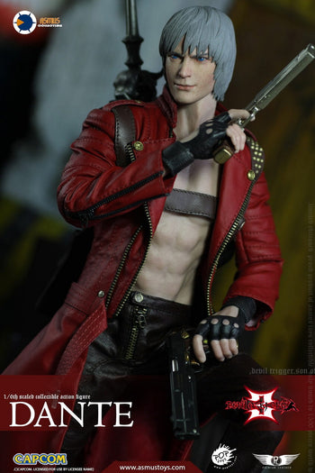 Devil May Cry 3 - Dante - MINT IN BOX
