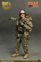 USAF CCT - Male Base Body w/Head Sculpt