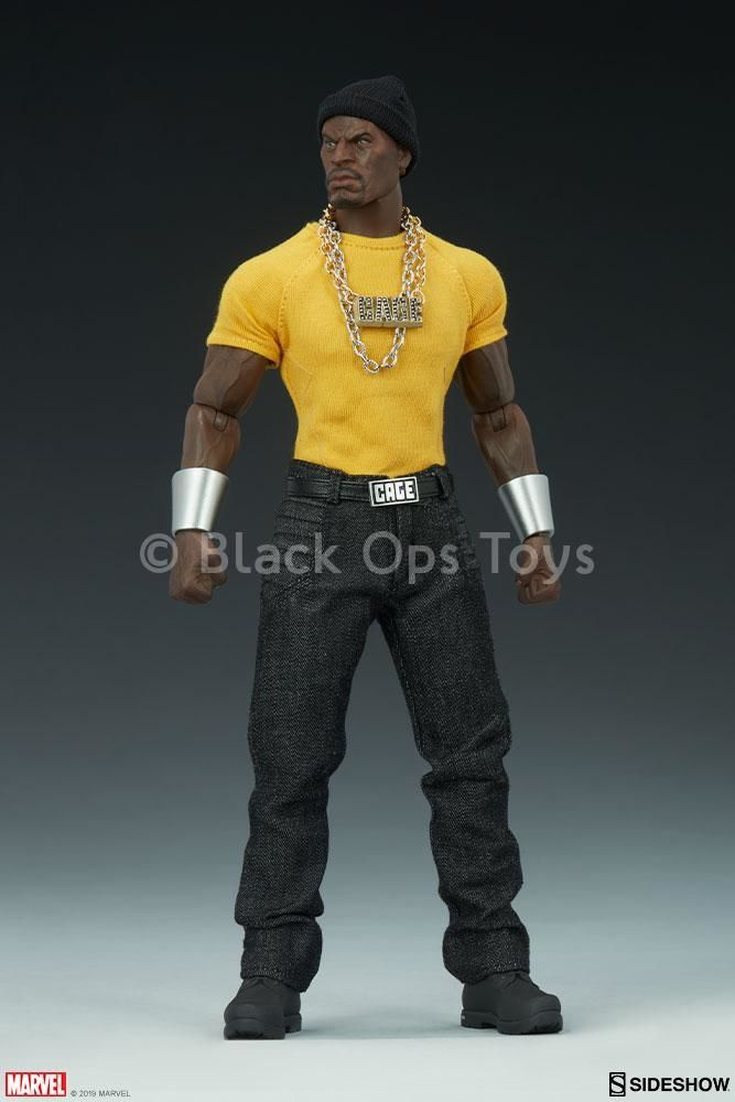 Luke Cage - AKA Powerman - Leather Like Jacket