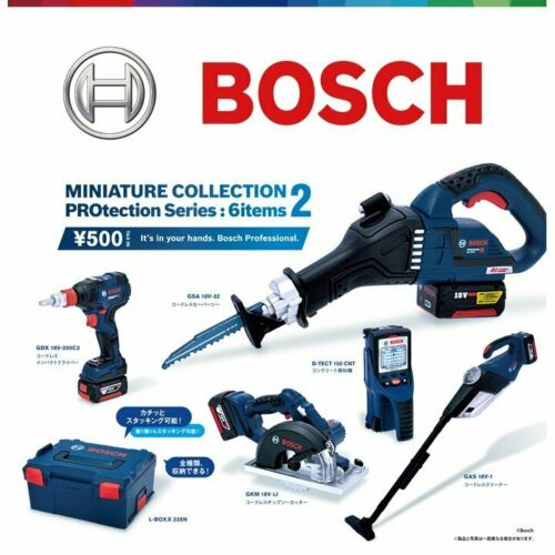 Bosch Miniatures - GDX 18V-200 C Impact Driver - MINT IN BOX