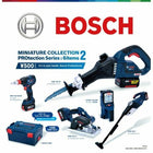 Bosch Miniatures - GAS 18V-1 Vacuum Cleaner - MINT IN BOX