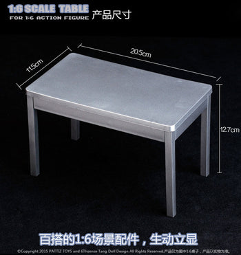 1/6 Scale Table - MINT IN BOX