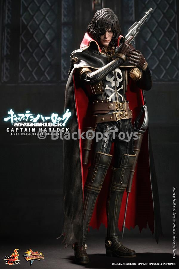 Captain Harlock - Rapier & Rifle Space Weapon