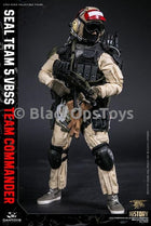 Navy Seal Team 5 VBSS Team Commander Drop Leg Double Mag Pouch